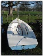 Dinghy Cleaning - A nice clean boat