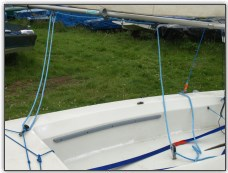 Photo 64, The completed mainsheet